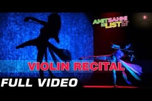 Violin Recital Photo