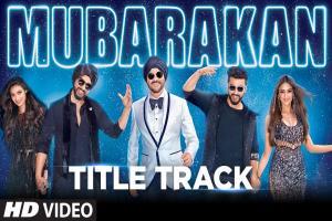 Mubarakan Title Song Photo