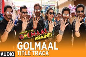 Golmaal Title Track Photo