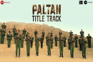 Paltan Song Title Track Photo