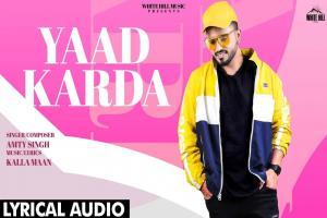 Yaad Karda Photo